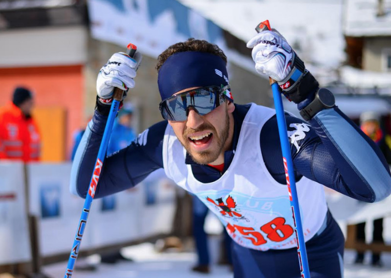 Sci nordico, Lorenzo Romano convocato per la prova di Coppa del Mondo a Oberstdorf