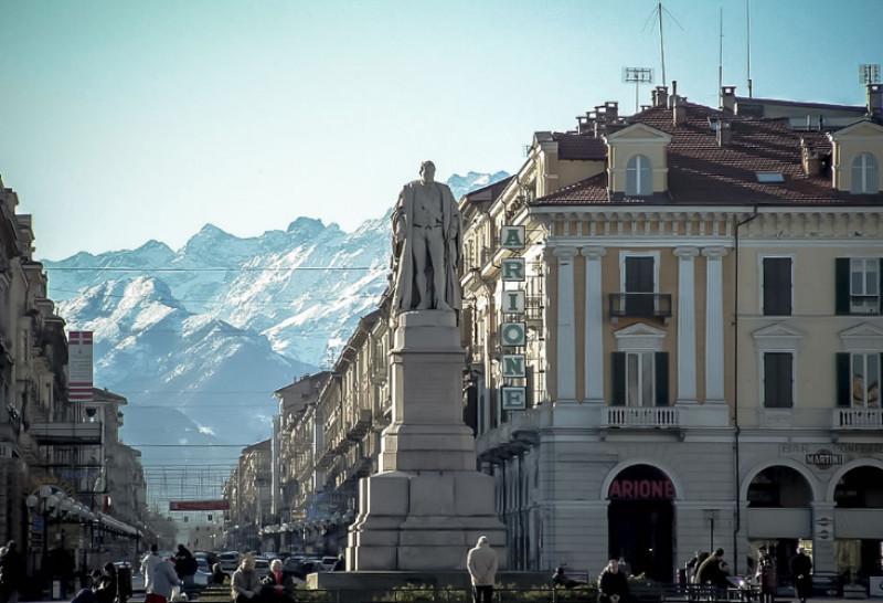 Cuneo, il 45 percento dei residenti vive in frazione
