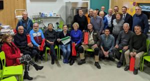 Cuneo, volontari al Parco fluviale: 1.686 ore al servizio della natura e di chi la ama