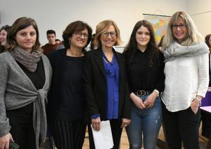Una studentessa cebana andrà a studiare negli Stati Uniti grazie a una borsa di studio