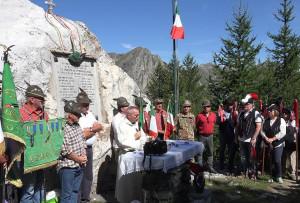 Una serata in ricordo degli undici alpini morti sotto la valanga di Rocca la Meja nel 1937