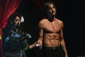 'Amleto ai tempi di Facebook' al Teatro Civico di Caraglio