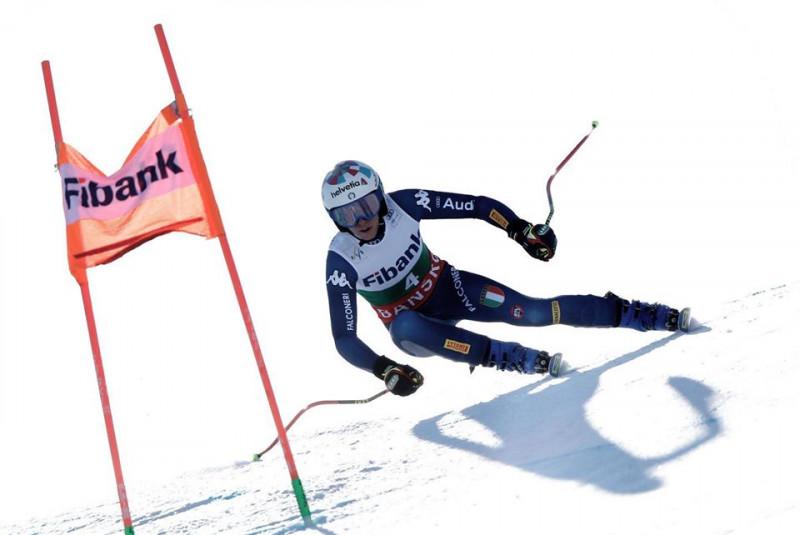 Sci alpino, un altro secondo posto per Marta Bassino nel SuperG