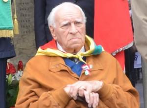 Addio a Giovanni Garelli, l'ultimo partigiano combattente di Mondovì