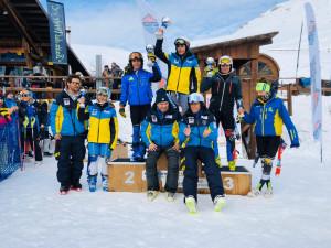 Sci alpino, Allievi e Ragazzi protagonisti a Prato Nevoso