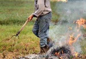 'Che aria tira?': a Chiusa Pesio si parla di abbruciamenti in campo agricolo e forestale