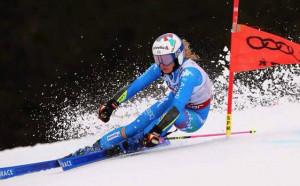 Marta Bassino ad Artesina per preparare le prossime gare
