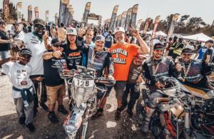Venerdì Cuneo celebra il ritorno di Nicola Dutto dopo l'Africa Eco Race