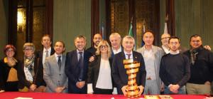 Alba aspetta il Giro: presentati il Comitato di Tappa ed il trofeo Senza Fine