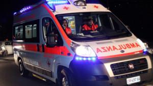 Bagnolo Piemonte, un morto e due feriti dopo uno schianto frontale