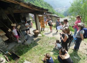 Le proposte didattiche dell'Ecomuseo Terra del Castelmagno