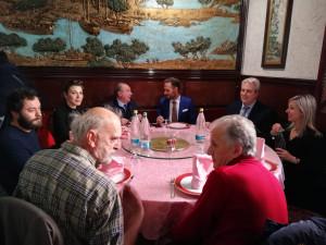 Cuneo, a tavola per dire no alla discriminazione della comunità cinese