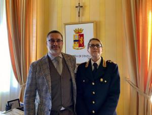 Arriva da Prato la nuova dirigente della Questura che ridurrà le attese negli uffici Passaporti e Immigrazione