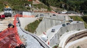 Ultimati con un giorno di anticipo i lavori notturni di manutenzione sul (vecchio) tunnel di Tenda
