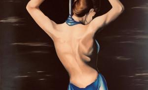 In Provincia la mostra 'Attento a lei…' con le opere di Daniela Audino 'Daudì'