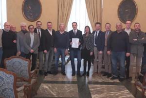 I sindaci di Octavia ricevuti in Regione dalla commissione Cultura
