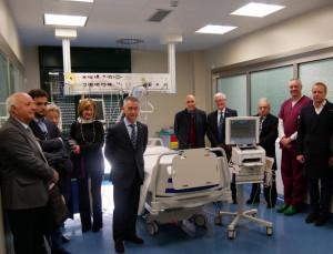 Un cardioscreen donato dal Lions Club al reparto di Cardiologia dell'ospedale di Mondovì