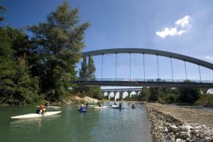 Parco fluviale, cosa ne sarà del mulino Sant'Anselmo?