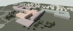 Nuovo Ospedale di Cuneo, incaricato un professionista per effettuare uno studio di fattibilità a Confreria