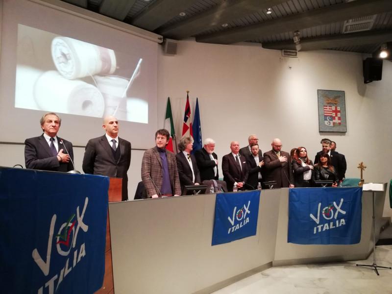 'Sovranisti e populisti per la costituzione': Diego Fusaro lancia Vox Italia a Cuneo