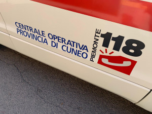 Auto cappottata a Caramagna Piemonte, deceduto un sessantacinquenne braidese