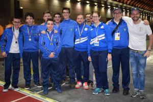 Tiro con l'arco, bronzo ai Campionati italiani di Rimini per il Clarascum