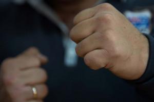 Busca, padre e figlio a processo per l'aggressione dopo un incidente