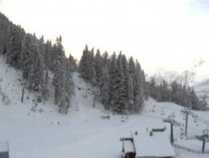 Sci alpino: nevica a La Thuile, annullata la Combinata