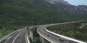 La A6 temporaneamente chiusa tra Altare e Savona in direzione della riviera ligure