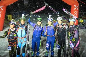 Sci alpinismo, Katia Tomatis sul podio alla Monte Rosa Ski Alp