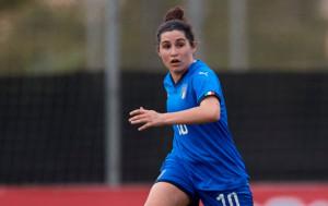 Calcio, debutto in nazionale maggiore per l'albese Marta Mascarello