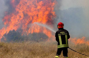 Revocato lo stato di massima pericolosità per gli incendi boschivi in Piemonte