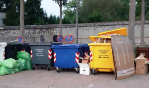 Raccolta dei rifiuti, ecco cosa cambia durante l'emergenza