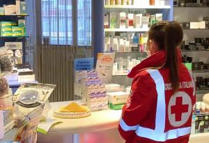 Al via il servizio porta a porta della Croce Rossa di Mondovì