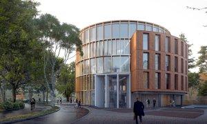 'Rondò dei Talenti', la Fondazione CRC cerca un gestore per la ex sede UBI Banca