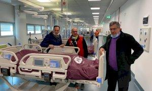 Coronavirus, l'ospedale di Verduno aprirà in settimana con i primi trenta letti