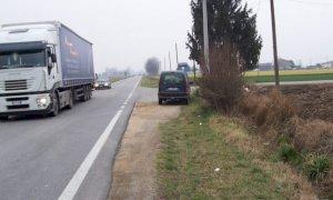 Sarà allargato il tratto Fossano-Villafalletto della strada provinciale 184