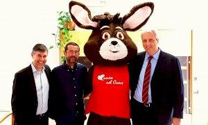 Da 'Cuneo nel Cuore' 5 mila euro di donazioni a Croce Rossa e ospedale