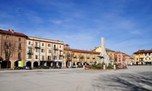 Savigliano, da venerdì 24 riapre il mercato alimentare in piazza del Popolo