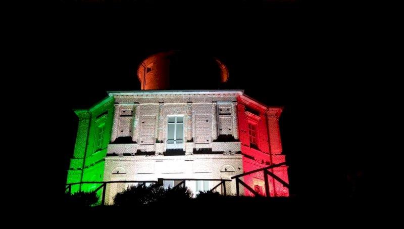 Bra, da stasera la Zizzola si illuminerà con i colori della bandiera italiana