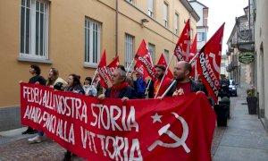 ''Il voto PD alla risoluzione che equipara nazismo e comunismo è un macigno che graverà sulla storia''