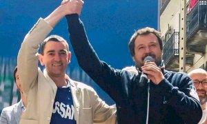Salvini fa gli auguri a Tallone per il suo 50esimo compleanno, ma la Gribaudo gli rovina la festa