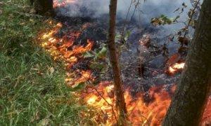 Revocato lo stato di massima pericolosità per gli incendi boschivi