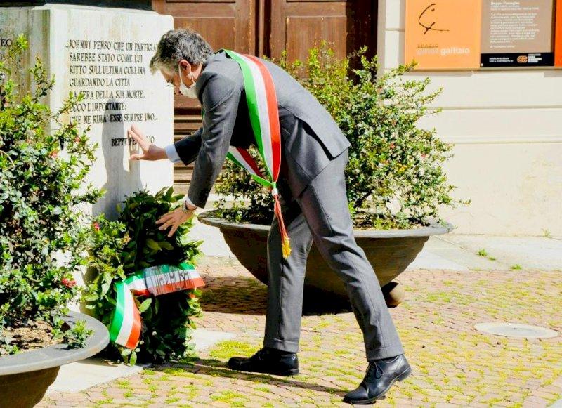 Il 25 aprile della città di Alba: online la commemorazione e la videoconferenza del Comune