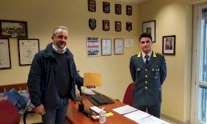 Saluzzo, la Guardia di Finanza ha organizzato una raccolta fondi per l'acquisto di materiali sanitari