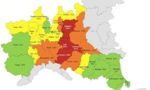 Coronavirus, Cuneo agli ultimi posti nel nord Italia per mortalità