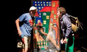 'Santibriganti Teatro' si trasferisce su Facebook per restare vicino al suo pubblico
