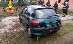 Incidente a San Sebastiano: due persone lievemente ferite