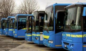 'In Piemonte da lunedì ripartirà circa il 50 per cento dei bus e treni'