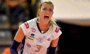 Volley, la Bosca San Bernardo Cuneo riporta in Italia Noemi Signorile